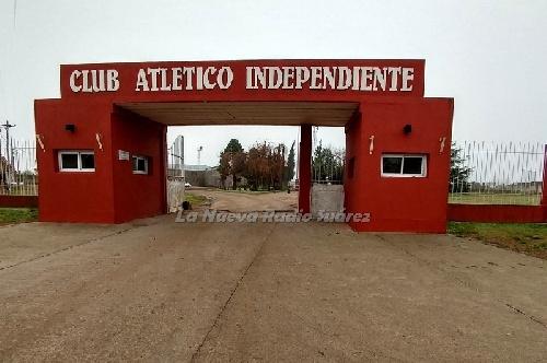 LRF - Puán Futbol Club e Independiente cambian la localía.