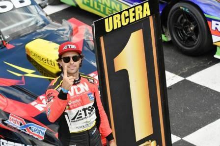 Turismo Carretera - Juan Manuel Urcera clasificó como el más rápido del sábado.