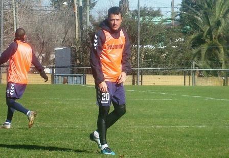 Primera Nacional - Leo González junto a Quilmes hará pretemporada en Mar del Plata.