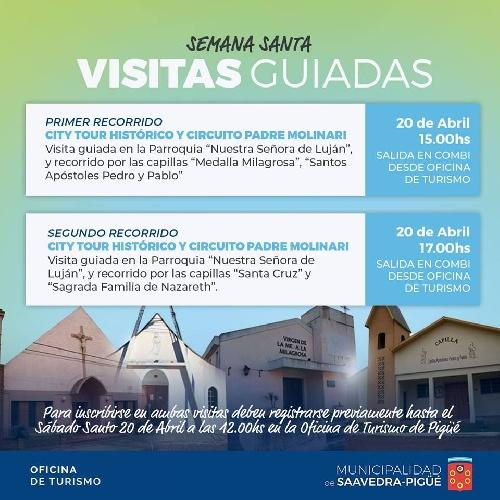 Turismo religioso  : Visitas Guiada en Semana Santa