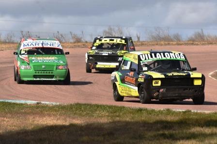 Gran Turismo de la Comarca - Nicolás Pizarro encabeza el campeonato previo a Viedma.