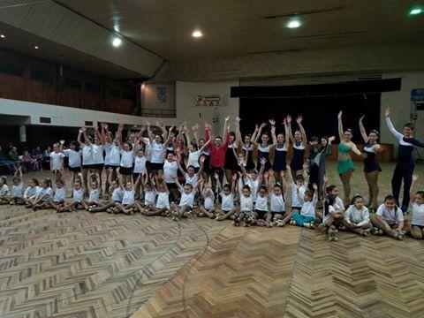 Patinaje Artístico -  Desempeño general de los patinadores del Club Sarmiento el último fin de semana.
