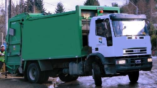 Recolección domiciliaria de residuos el finde largo