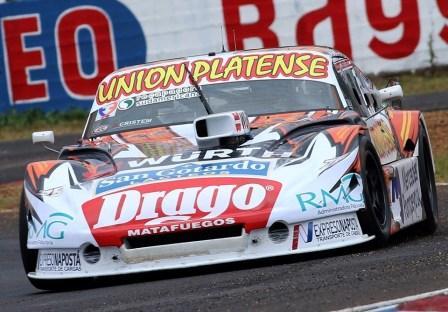 TC - En la previa, Sergio Alaux culminó 11° en la 2da serie de Concordia.