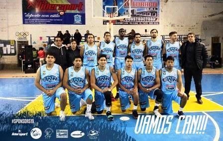 Basquet Boliviano - Nacional de Oruro con 15 tantos de DePietro venció a CarlAZ.