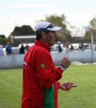 Javier Odriozola es el nuevo entrenador de El Progreso.