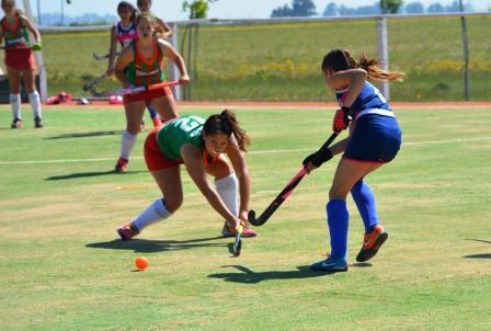 Hockey Femenino - Los equipos suarenses regresan a la Federación del SudOeste.
