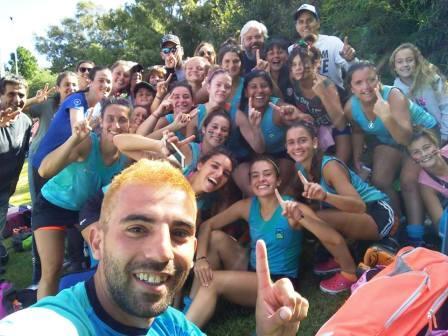 Hockey Femenino - Independiente de Puán Campeón del Regional D.