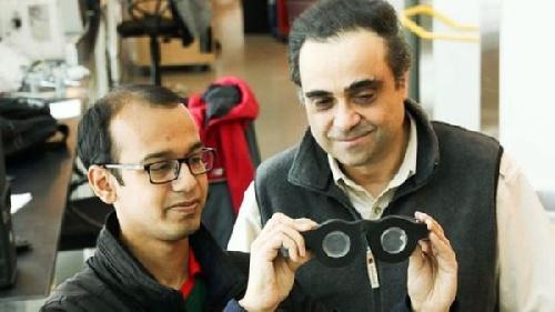 Gafas Inteligentes,invento con acento argentino para la vista cansada