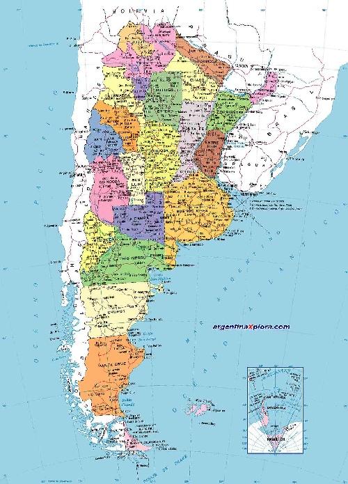 Argentina  muy abajo en competitividad