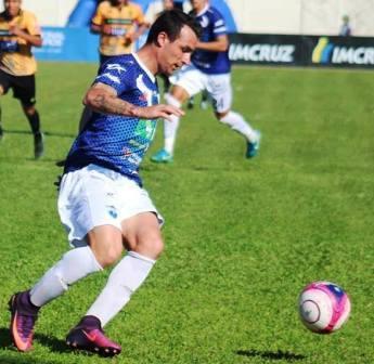 Fútbol Boliviano - Martín Prost ingresó en el 2° tiempo en Sport Boys.