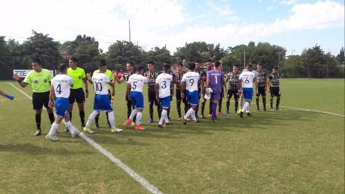 AFA - Reserva - Derrota de Olimpo ante Vélez Sarsfield - Valentín Otondo presente en el aurinegro.
