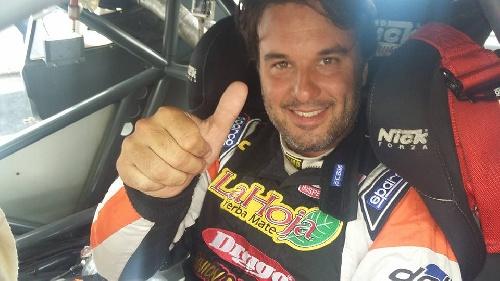 Turismo Carretera - Primeras pruebas de Sergio Alaux en la presente temporada.