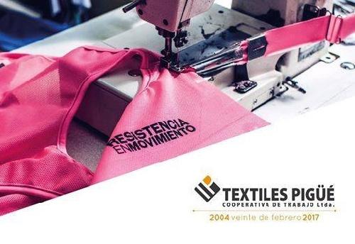 Textiles Pigüé anuncia la presentación de su marca propia
