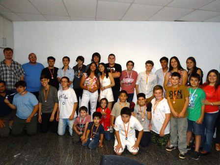 Handball - Coronel Suárez reconoció jugadores pigüenses en cena anual.