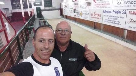 Bochas - Esteban Iparaguirre obtuvo un 2° puesto en Torneo Regional.