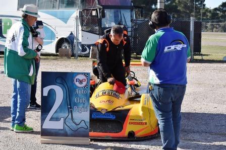 Sport Prototipos - Jorge Balcarce marcha 3° en los play offs definitivos.
