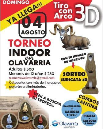 Arquería - Arqueros pigüenses participarán de torneo en Olavarría.