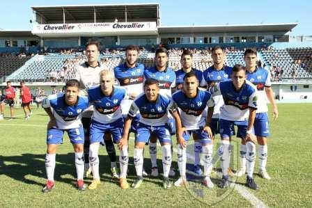Nacional B - Almagro con Marcos Litre enfrenta a Defensores de Belgrano.