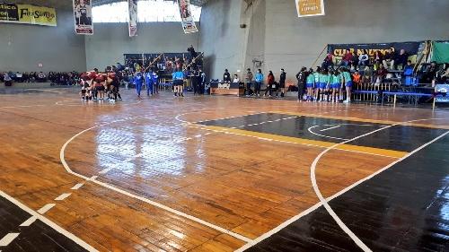 Handball Femenino - Empate del Seleccionado de la Asociación ante San Rafael.