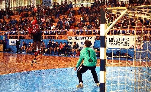 Handball Masculino - Club Sarmiento cayó ante Tiro Federal de Bahía Blanca