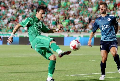 Futbol Chipriota - Leandro González comenzó ganando con el Omonia Nicosia en su debut en la liga chipriota.