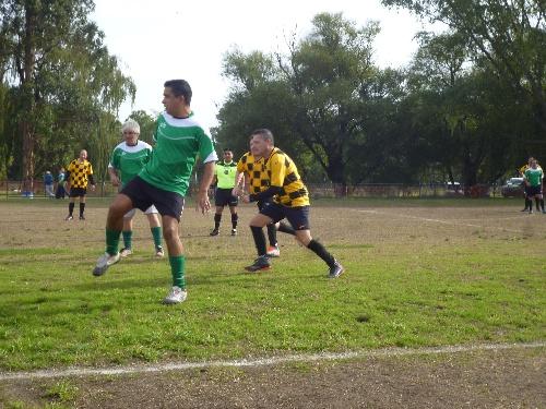 Por el mal tiempo suspendido el Torneo Locos por el Fútbol y algunos partidos de inferiores.