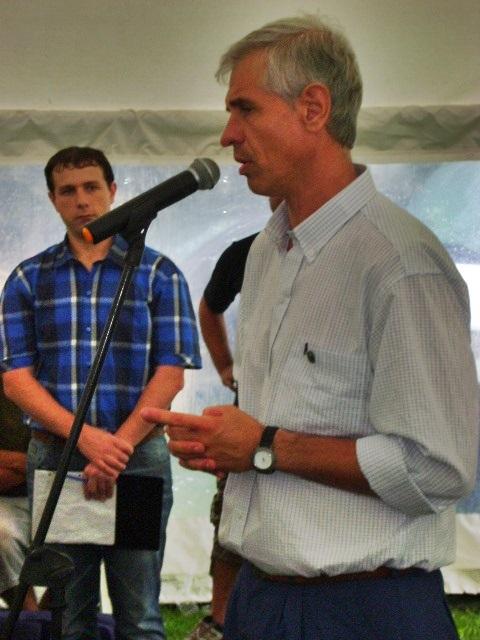 El ruralista piguense Roberto Cittadini integra la Mesa Ejecutiva del Consejo Directivo de Carbap