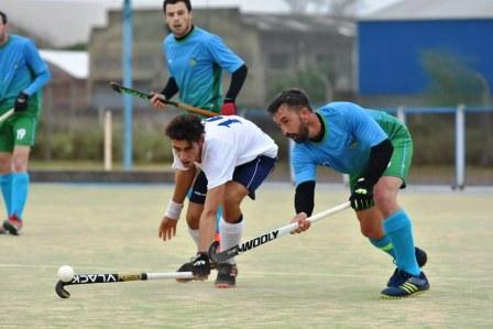Hockey Masculino - La Selección de la Federación debutó ante San Rafael.