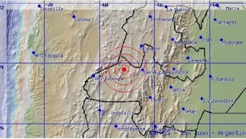 Nueva réplica del terremoto en Chile se hizo sentir en Mendoza y San Juan