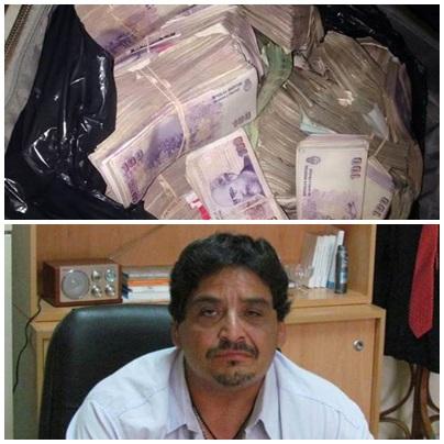 Detuvieron a la cúpula de la Uocra de Bahía Blanca y secuestraron dinero, droga y armas