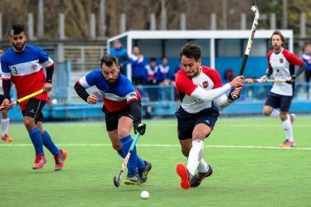 Hockey Masculino - El Cef 83 y Sarmiento en 1ra división juegan en La Pampa.