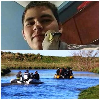 Coronel Suarez: continúa sin novedades la búsqueda del joven Juan Francisco Loos