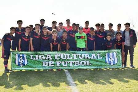 Fútbol Pampeano - Deportivo Mac Allister con Millaci y Servian campeón de 5ta división.