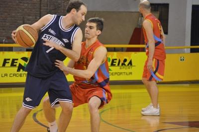 Basquet Bahiense - Estudiantes se clasificó a Play Off al derrotar a Bahiense del Norte.