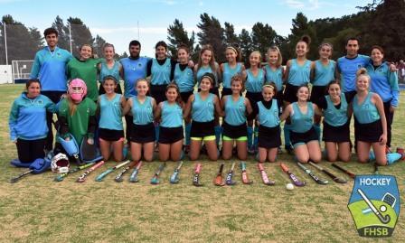 Hockey Femenino - La Federación del SudOeste Sub14 completó dos juegos mas.