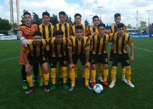 AFA - Inferiores - Derrota de Olimpo en 5ta división con la presencia de Otondo ante San Lorenzo.
