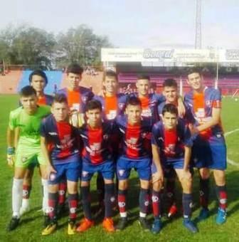 LRF - Inferiores - Peñarol superó a Unión Pigüé en las tres categorías.