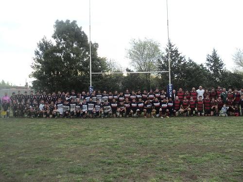 Triunfo de Club Sarmiento en  RUGBY – Cambio lugar entrenamiento categorías infantiles