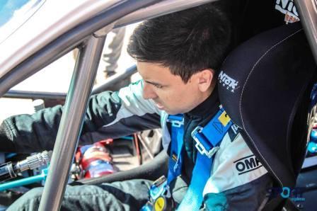 Turismo Regional - Con su 2°lugar en Viedma, Bruno González marcha 3° en el campeonato.