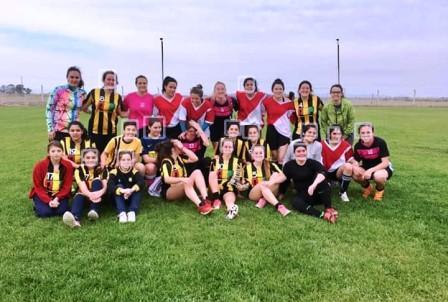 Fútbol Femenino - Arroyocortense y Unión Pigüé juegan fuera de sus canchas.