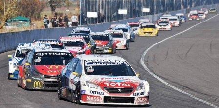 El Oscar y Juan Galvez capitalino recibe al Super TC 2000.