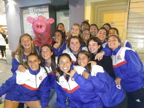 Provincial Hockey Mar del Plata - El Cef 83 femenino obtuvo una victoria y una derrota en la jornada sabatina.