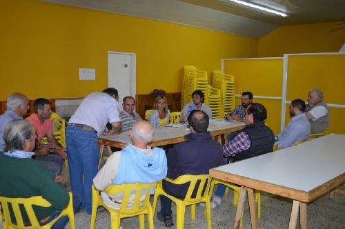 Comision de Emergencia Agropecuaria del Distrito de Saavedra Pigüé