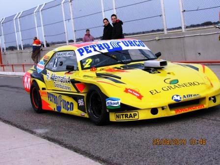 Supercar Pampeano - Una final ganada y un 6° puesto para un Dani Costa que es el campeón.