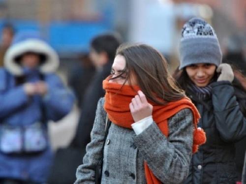 Septiembre con frío generalizado de aire polar en el país
