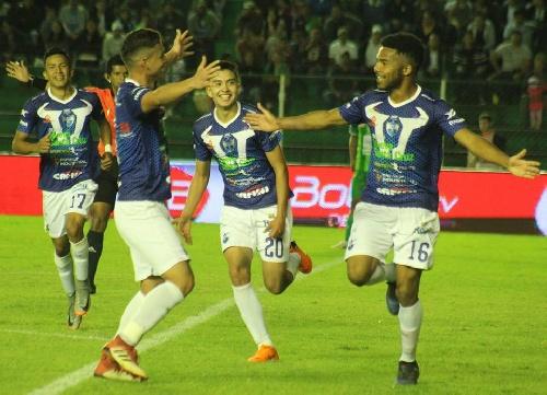 Futbol Boliviano - Sport Boys con Martín Prost empató ante Oriente Petrolero -