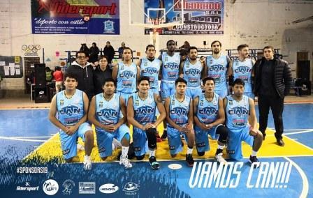 Basquet Bolivia - Nacional de Oruro con 25 tantos de De Pietro venció a la U Cruceña.