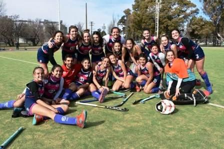 Hockey Femenino - Cef 83 venció a Deportivo Sarmiento en 7ma y se acerca a la punta.