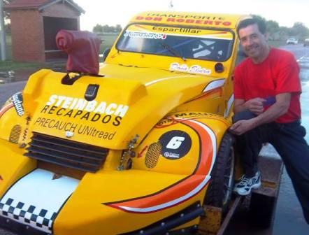 Categorías del SudOeste - No se descarta la vuelta de Jorge González a la Fórmula 3CV.